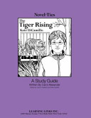 The Tiger Rising Book PDF