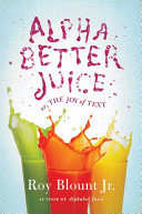 Alphabetter Juice ebook