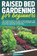 Raised Bed Gardening for Beginners Pdf/ePub eBook