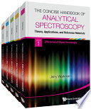 Concise Handbook Of Analytical Spectroscopy The Theory Applications And Reference Materials In 5 Volumes  Book PDF