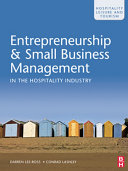 Pdf Entrepreneurship and Small Business Management in the Hospitality Industry Telecharger