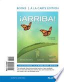 ¡Arriba!  : Comunicación Y Cultura, 2015 Release