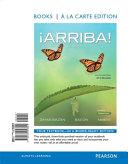 Arriba!: Comunicacion Y Cultura, 2015 Release, Books a la Carte Edition