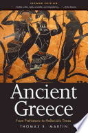 Ancient Greece  From Prehistoric to Hellenistic Times