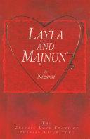 Layla and Majnun - The Classic Love Story of Persian Literature Pdf/ePub eBook