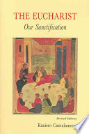 The Eucharist  Our Sanctification Book