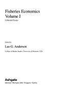 Fisheries Economics Book PDF