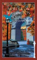 Pdf Murder on Washington Square