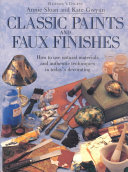 Classic Paints and Faux Finishes Book