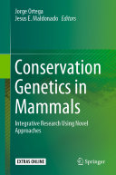 Conservation Genetics in Mammals