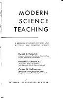 Modern Science Teaching