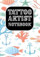 Tattoo Artist Notebook