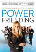 Pdf Power Friending