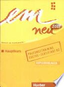 Em Neu Goethe Institut B2 Niveaustufe B2 Hauptkurs