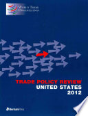 Trade Policy Review United States 2012