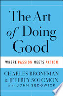 The Art Of Doing Good Book PDF