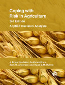 Coping with Risk in Agriculture, 3rd Edition