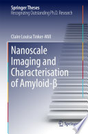Nanoscale Imaging And Characterisation Of Amyloid  Book PDF