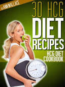 30 HCG DIET Recipes cookbook