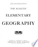 The Eclectic Elementary Geography
