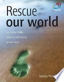 Rescue our World Book
