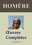 Pdf Homère : Oeuvres complètes et annexes (Nouvelle édition enrichie) Telecharger