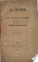La Russie et le panslavisme