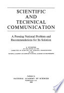 Scientific And Technical Communication