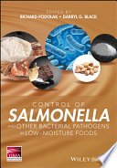 Cover image of Control of salmonella and other bacterial pathogens in low-moisture foods