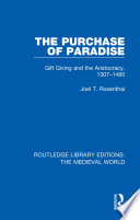 The Purchase of Paradise