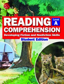 Reading Comprehension Student book Level A  4c