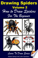 Drawing Spiders Volume 2   How to Draw Spiders For the Beginner