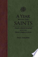 A Year with the Saints Book PDF