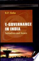 E Governance In India