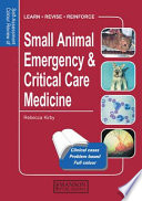 Small Animal Emergency & Critical Care Medicine