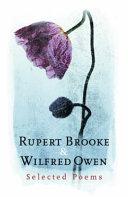 Rupert Brooke & Wilfred Owen