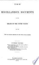 Senate documents Book PDF