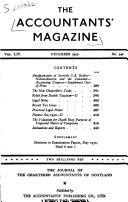 The Accountant S Magazine