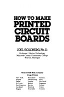 How to Make Printed Circuit Boards