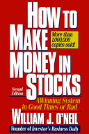 Pdf How to Make Money in Stocks: A Winning System in Good Times or Bad Telecharger