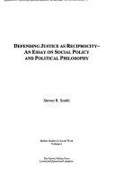 Defending Justice as Reciprocity