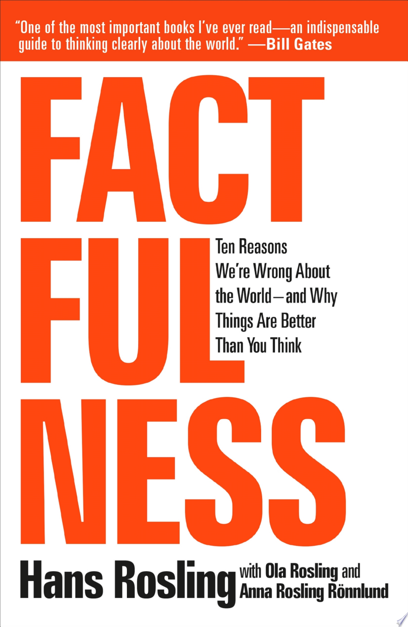 Factfulness image