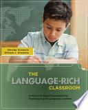 The Language Rich Classroom
