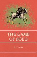 The Game of Polo Pdf/ePub eBook