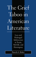 Grief Taboo in American Literature