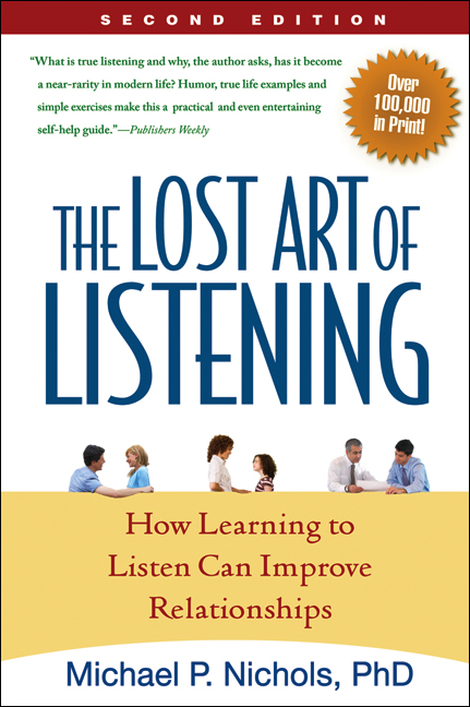 The Lost Art of Listening  Second Edition