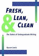 Fresh  Lean  and Clean