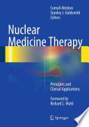 Nuclear Medicine Therapy Book