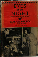 Eyes in the Night Book