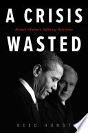 A Crisis Wasted Book PDF